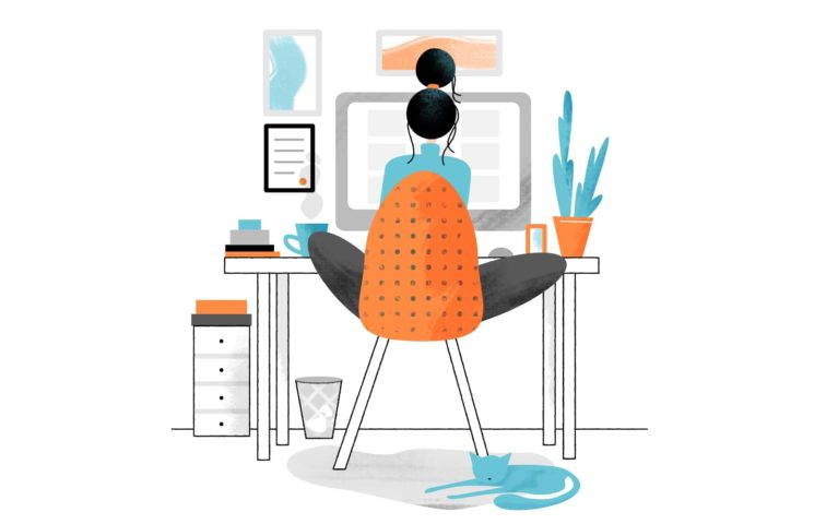 How To Keep Your Staff Accountable and Engaged While Working From Home