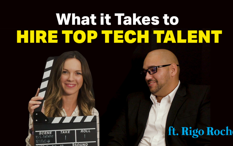 What Does 'IT' Take To Hire Top Niche IT Talent