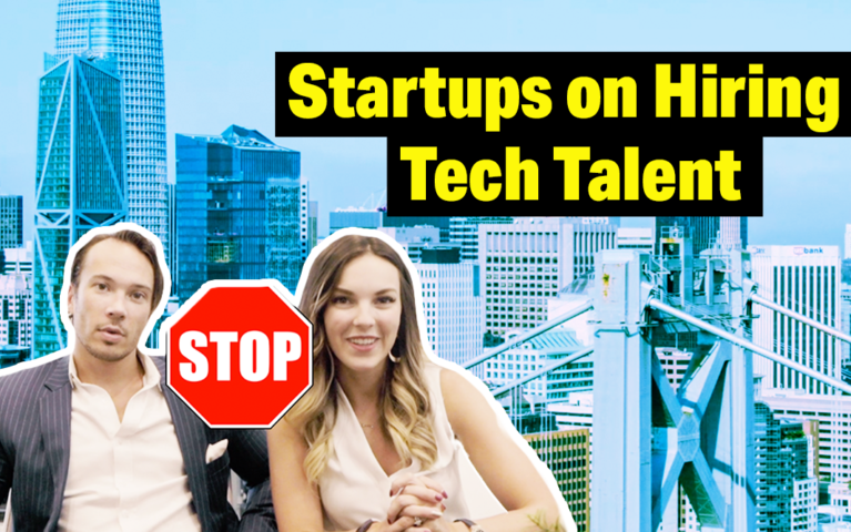 What Tech Startups Should Be Doing To Hire Top IT Talent