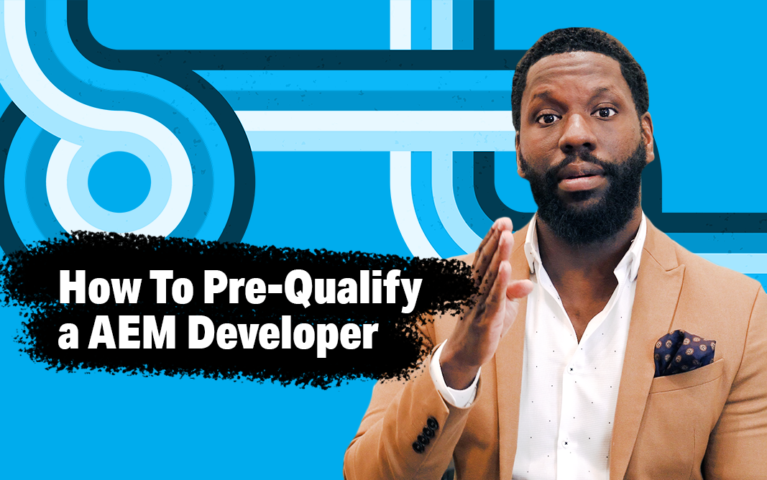 AEM Developer Pre-Qualification Interview Questions