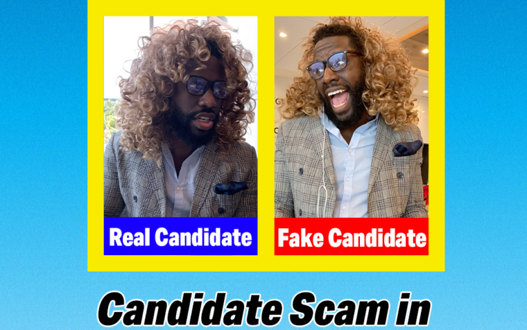 How To Avoid The Fake Candidate Scam in the Tech Industry