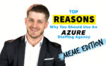 5 Reasons Why You Should Use an Azure Staffing Agency