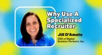 Focus GTS Testimonial: Why Use a Specialized Recruiter